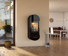 Chimney and pellet stoves
