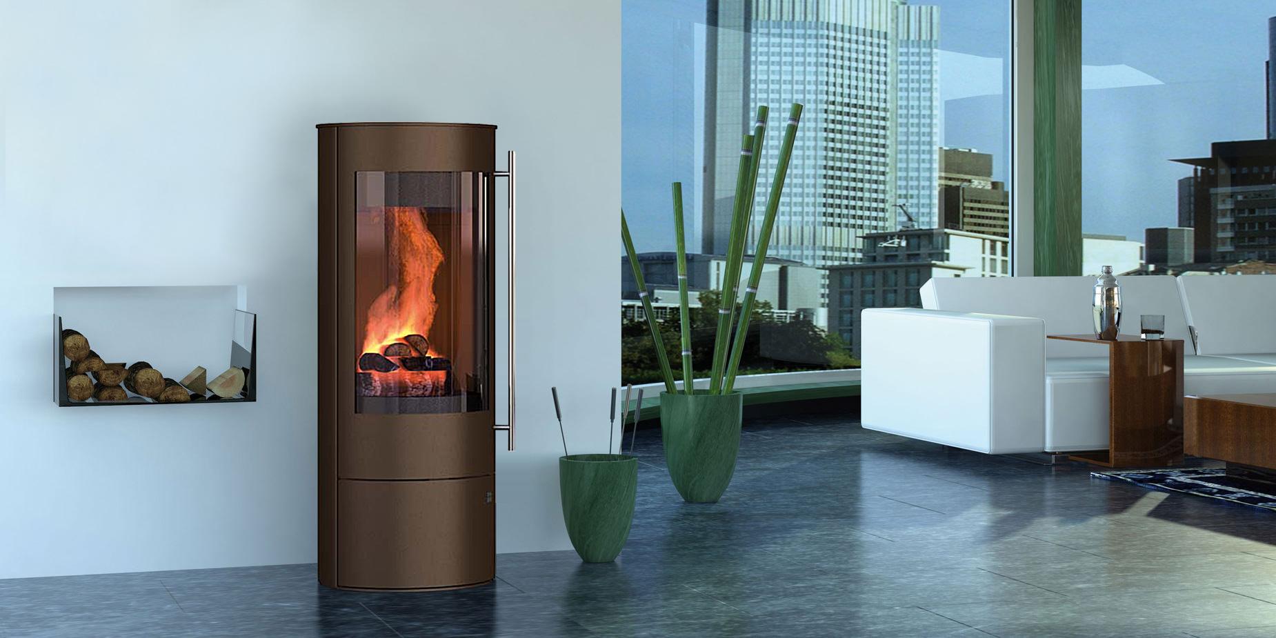 kaminofen palena compact klimaanlage und heizung. Black Bedroom Furniture Sets. Home Design Ideas