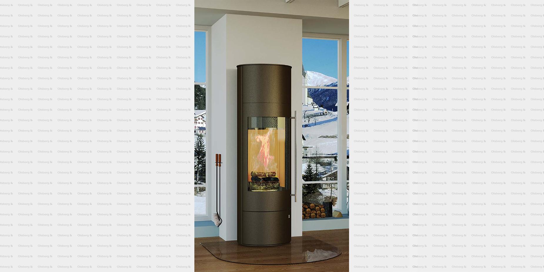 kaminofen palena compact klimaanlage und heizung