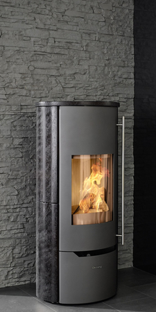 Olsberg aquiferous chimney stoves